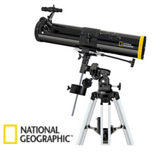 telescopio National Geographic